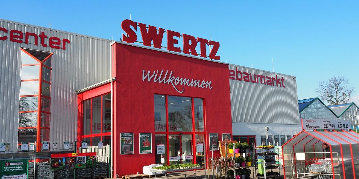 Xanten Swertz Webseite